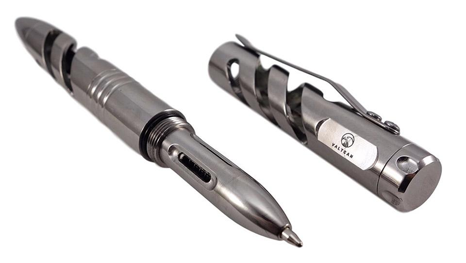 Valtcan Titanium Jet Bullet Pen