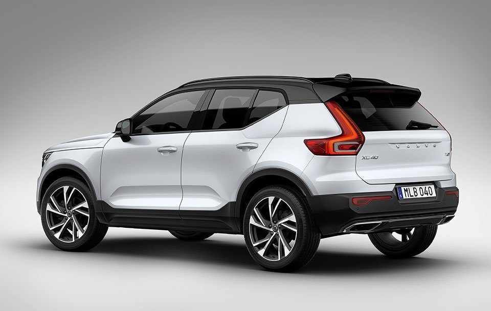 Volvo Joins The Luxury Compact Suv Niche With The New Xc40