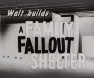 The American Fallout Shelter