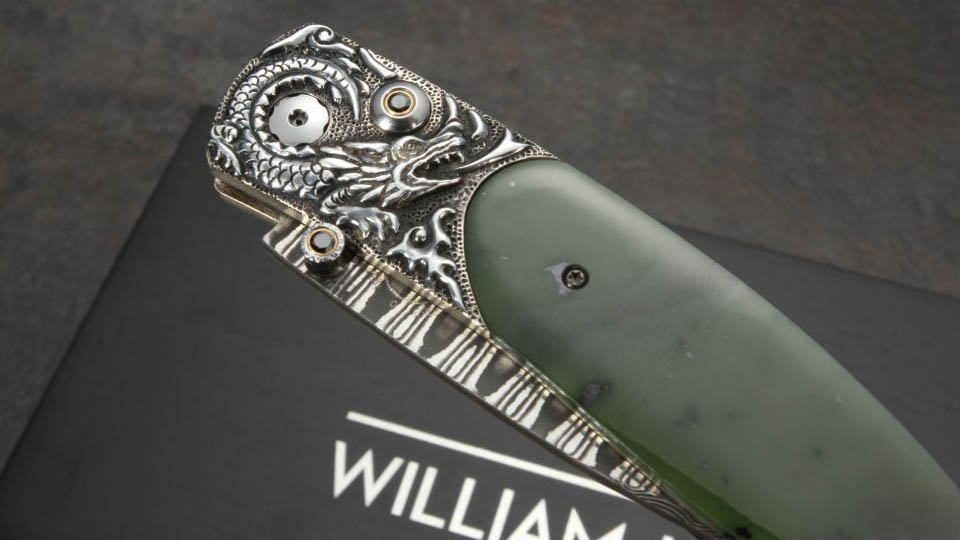 William Henry BO5 Emperor Knife