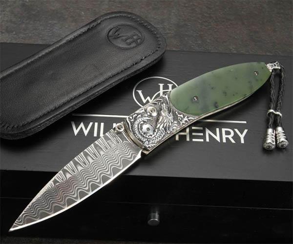William Henry BO5 Emperor Knife