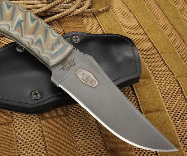 Winkler Belt Knife CPM 3V