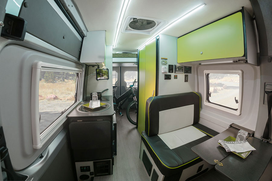 Winnebago Revel 4×4 RV
