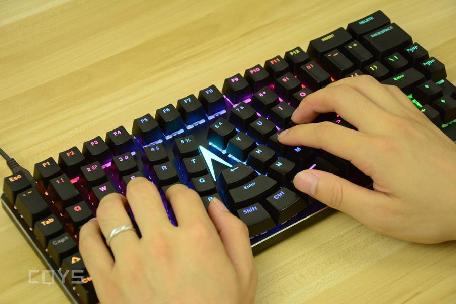 X-Bows Ergonomic Mechanical Keyboard
