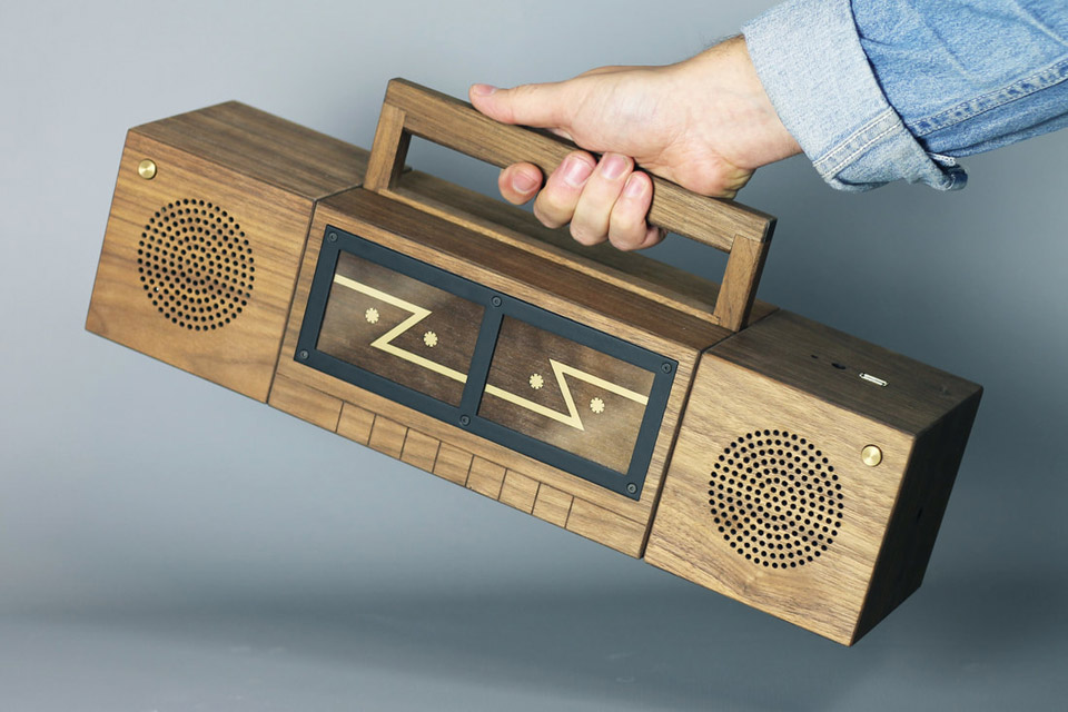 Zette Portable Retro Gaming Console