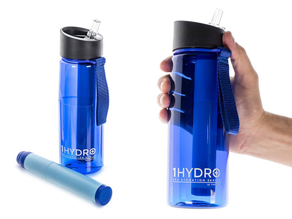 Deal: 1HYDRO Filtration Bottle