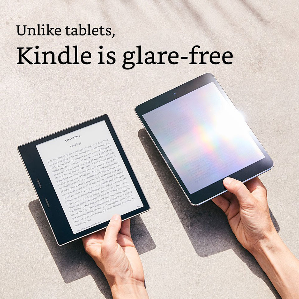 2017 Amazon Kindle Oasis