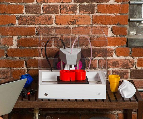 2017 MOD-t 3D Printer