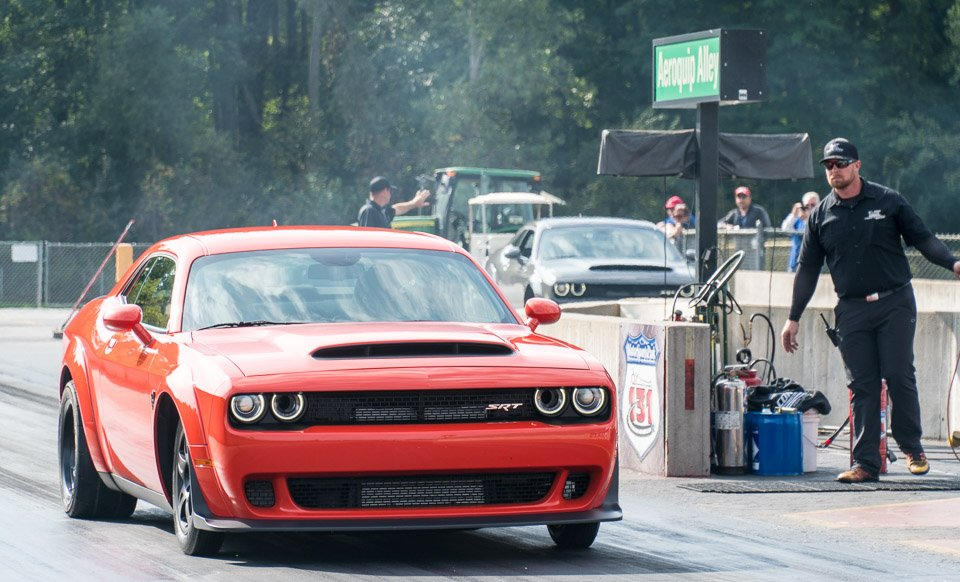 Dancing with the Dodge Demon