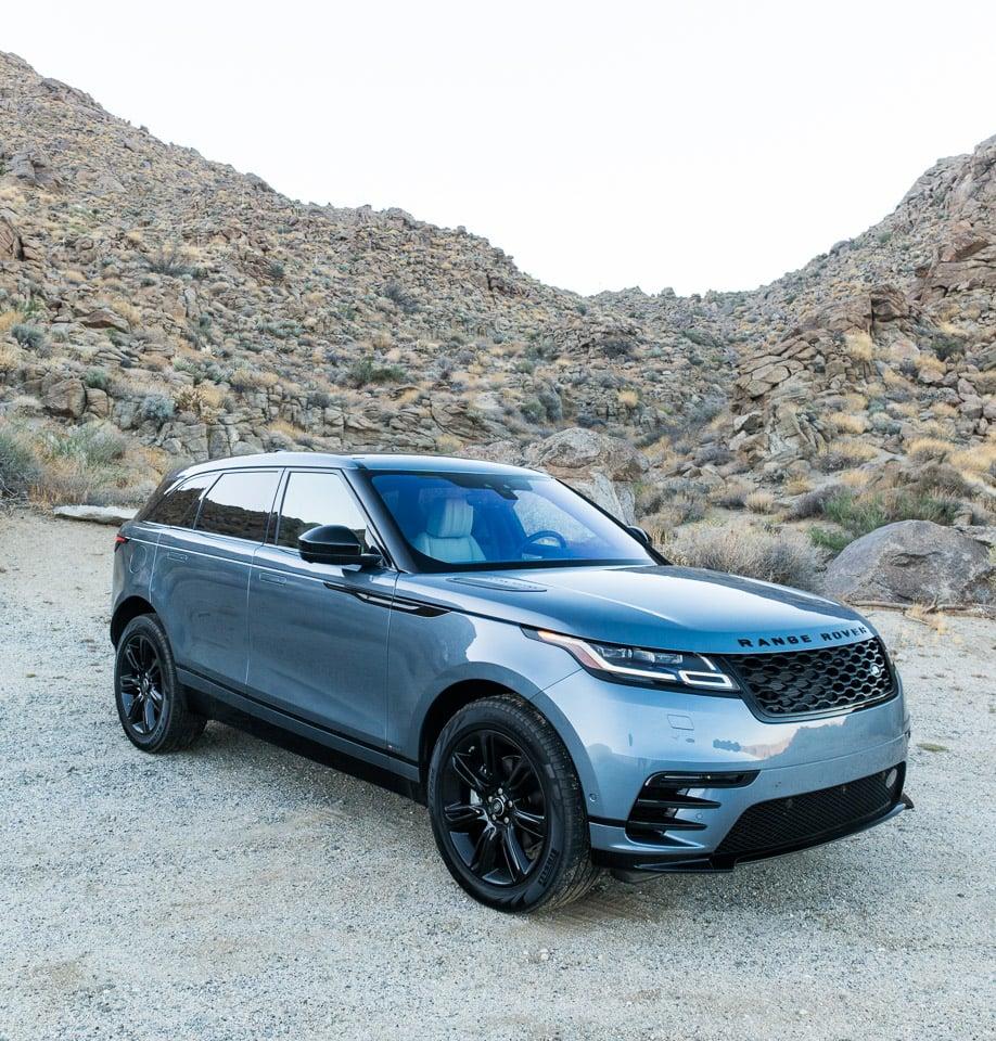 Driven: 2018 Range Rover Velar