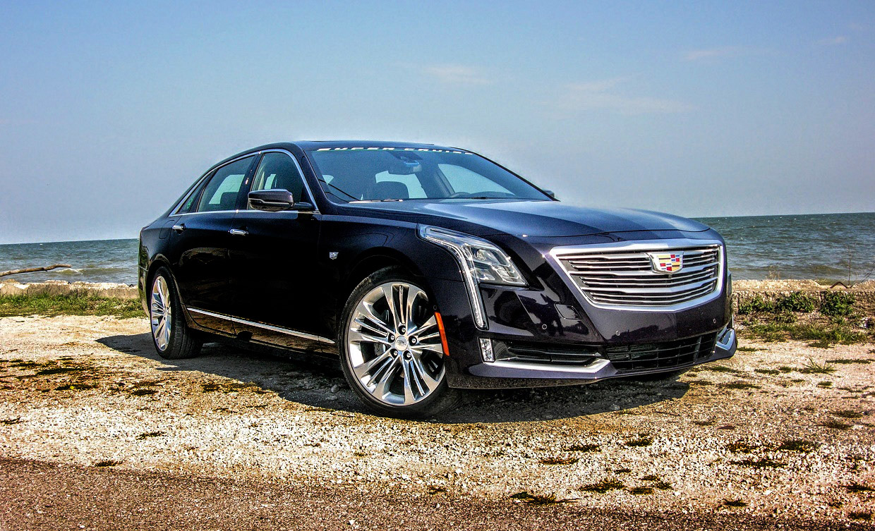 Cruising with Cadillac Super Cruise