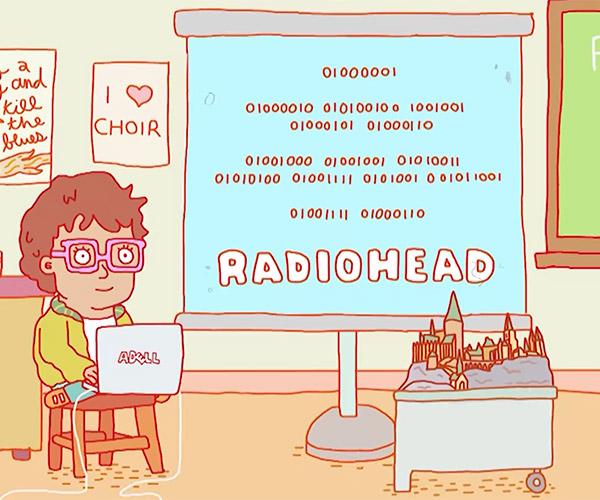 A Brief History of Radiohead