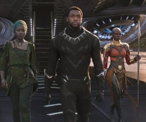 Black Panther (Trailer)