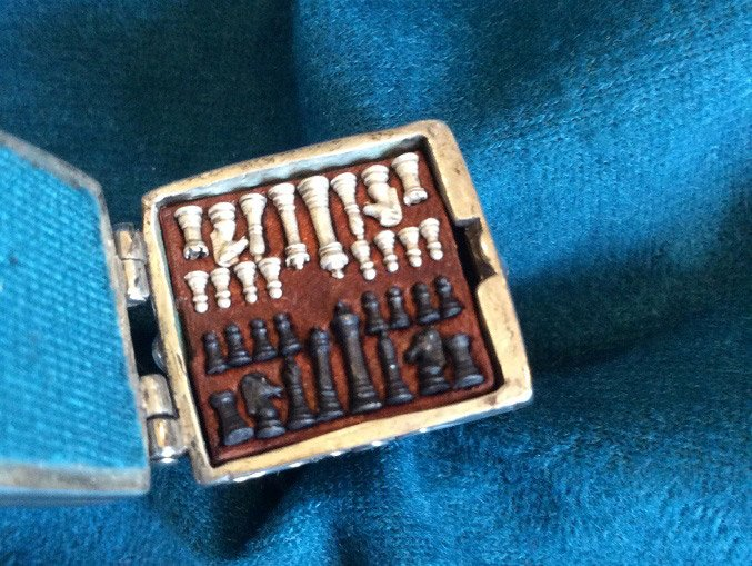 Chess Set Ring