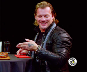 Chris Jericho vs. Hot Wings
