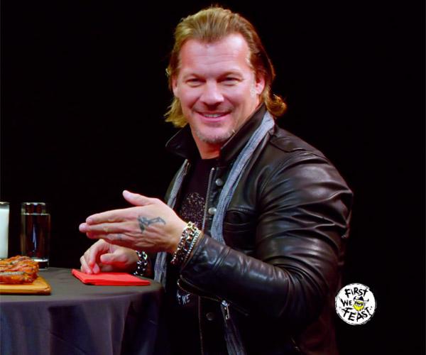 Chris Jericho vs. Hot Wings