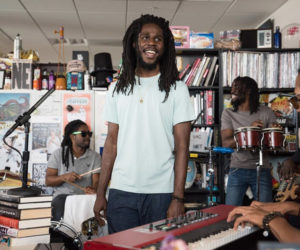 Chronixx: Tiny Desk Concert