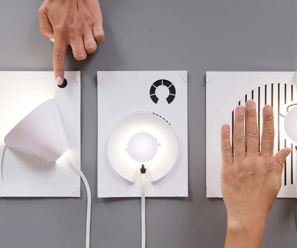 DIY Electric Paint Lamp Kit