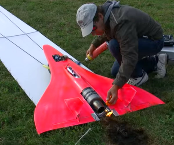 Insanely Fast R/C Plane
