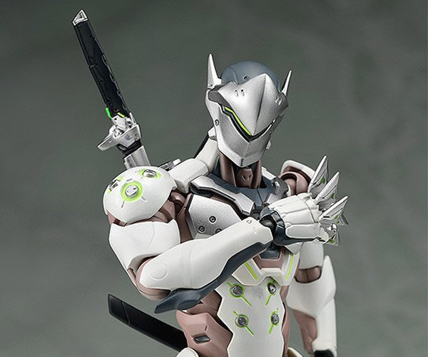Figma Overwatch Genji Action Figure