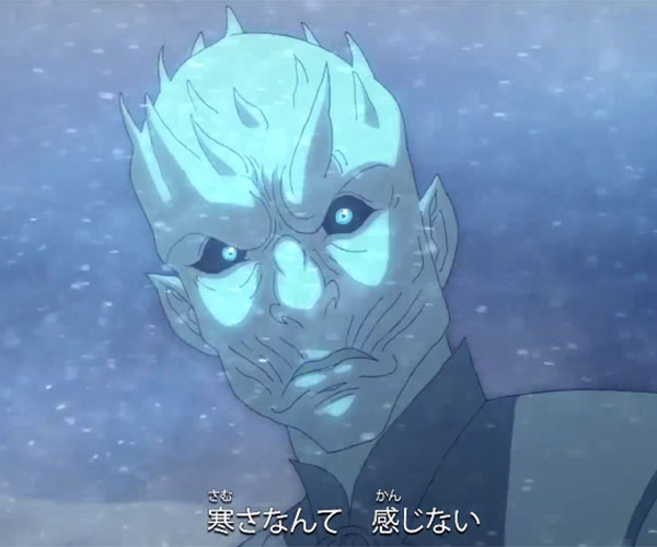Game of Thrones Anime Opening