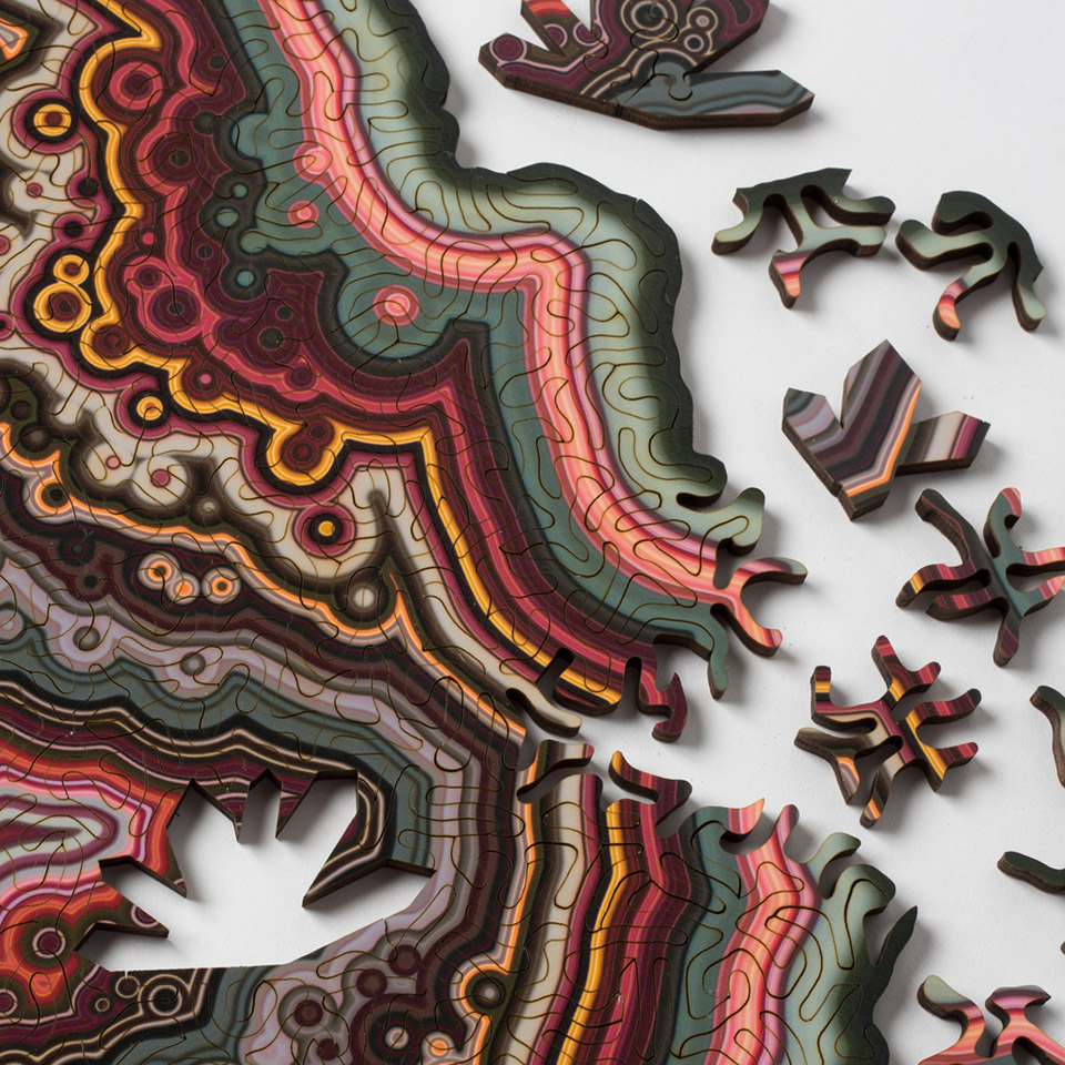 Geode Jigsaw Puzzles