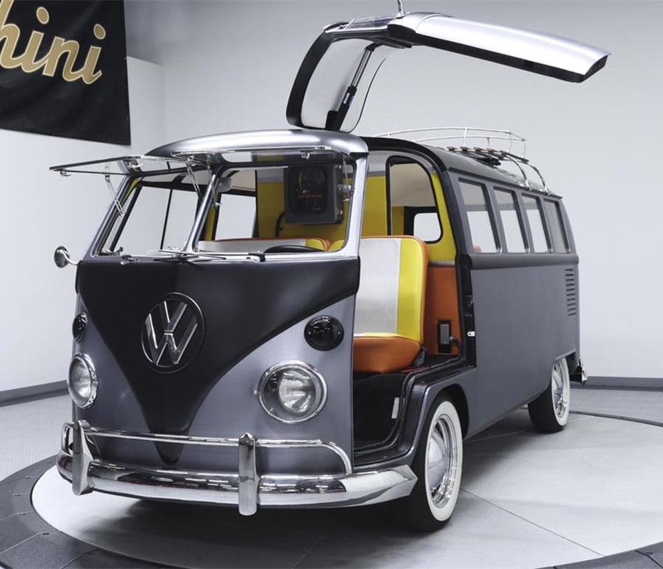 Gullwing VW Bus