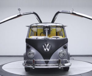 Gullwing VW Bus