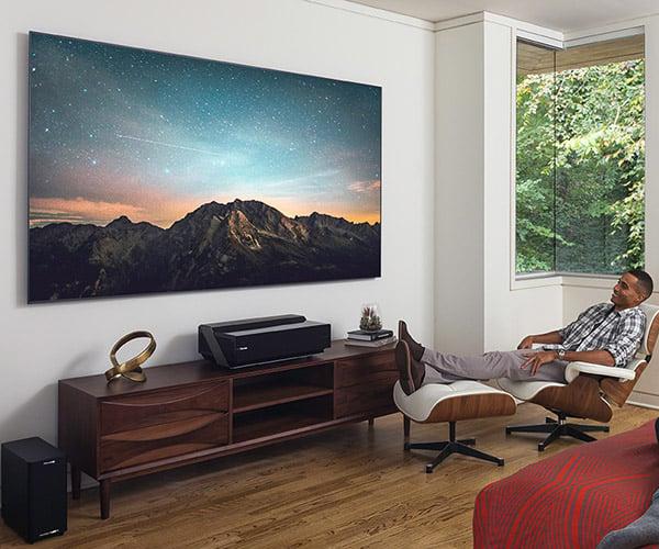 Hisense 4K Ultra HD Smart Laser TV
