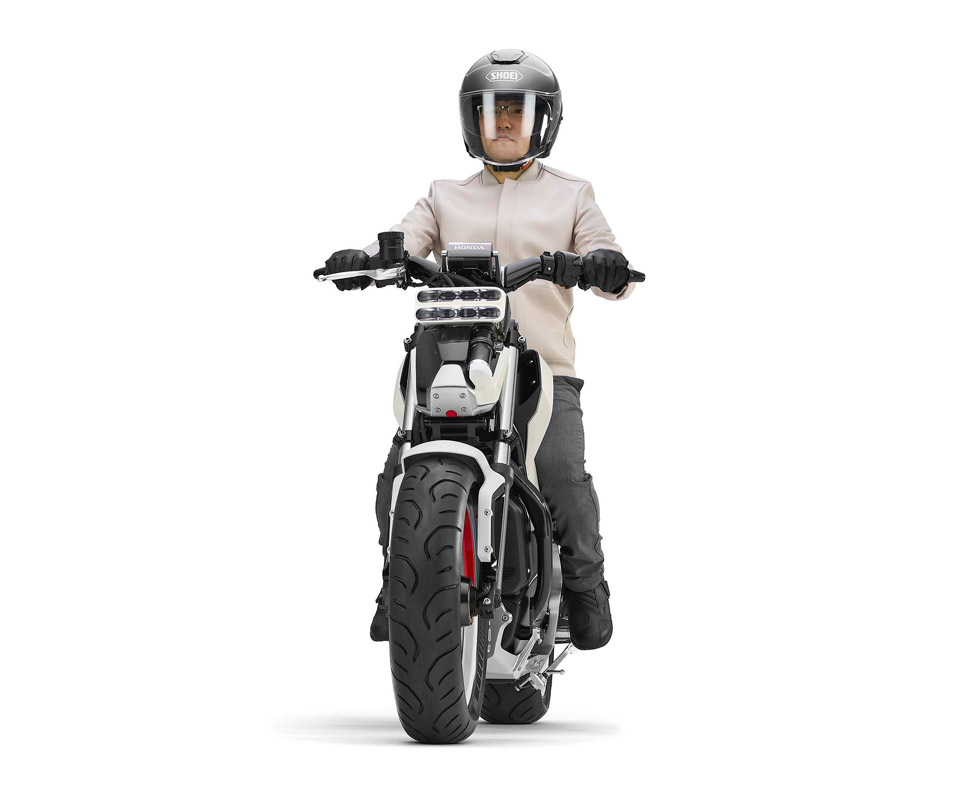Honda Riding Assist-e Motorcycle