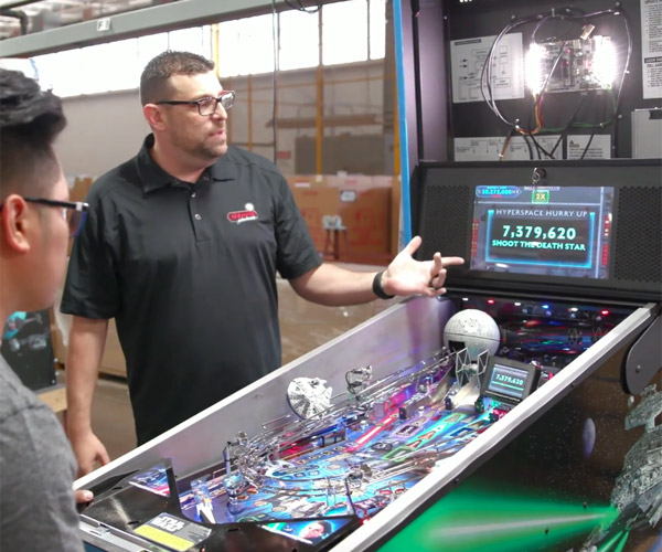 How Stern Pinball Machines Are Made