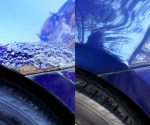 How to Remove Car Rust Cheaply