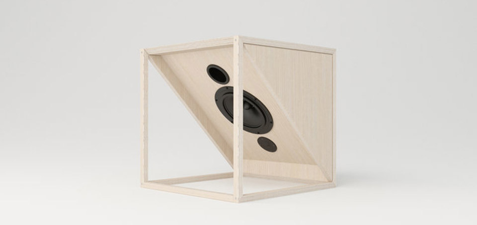 JLA M.1 End Table Speakers