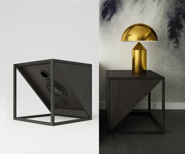 JLA M.1 End Table Speakers