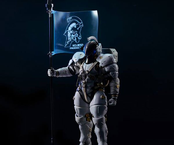 Kojima Productions Ludens Action Figure