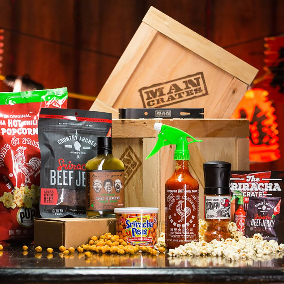 Crate of the Week: Sriracha