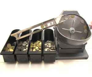Manual Coin Sorting Machine