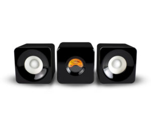Meters Cubed Bluetooth Speakers