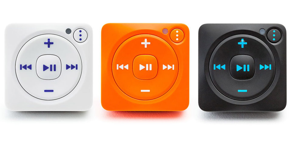 The Mighty Player is an iPod Shuffle for Spotify