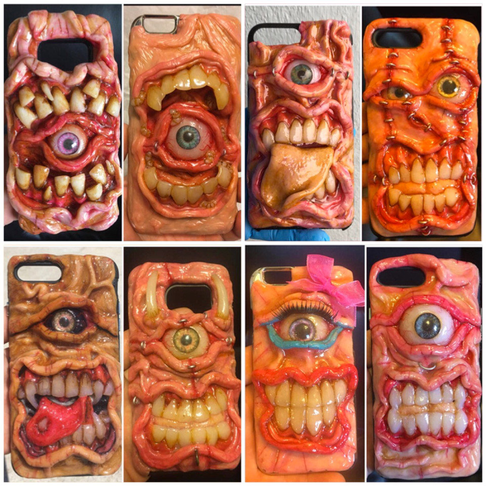 Moldy Creations Phone Cases