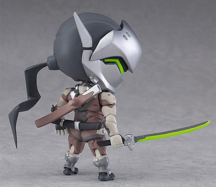 Nendoroid Genji & Hanzo