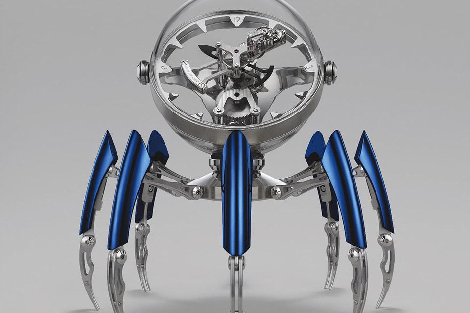 MB&F/L'Epée 1839 Octopod Clock