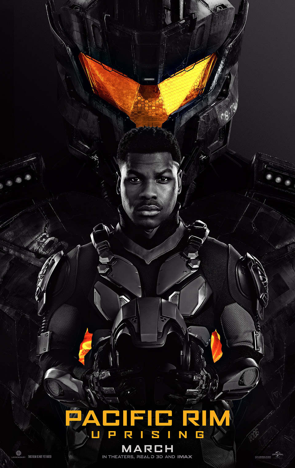 Pacific Rim Uprising (Trailer)
