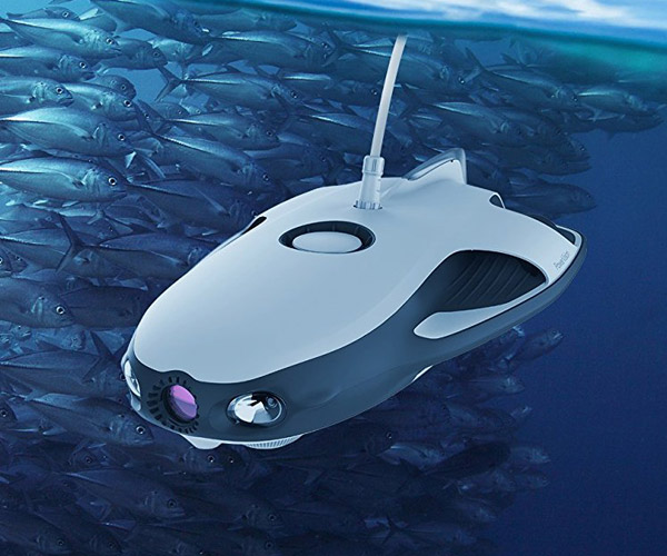 PowerRay 4K Underwater Drone