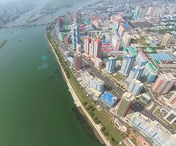 Pyongyang 360º
