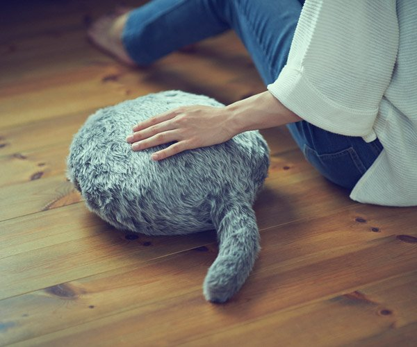 Qoobo Robotic Pillow Pet