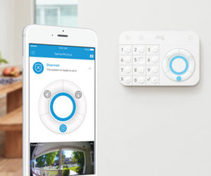 Ring Protect Home Security Kit