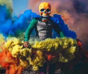 Skeleton of Color