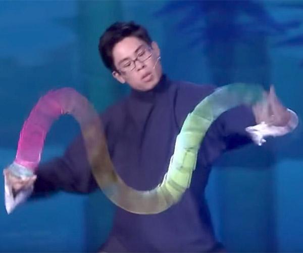 The Slinky Master