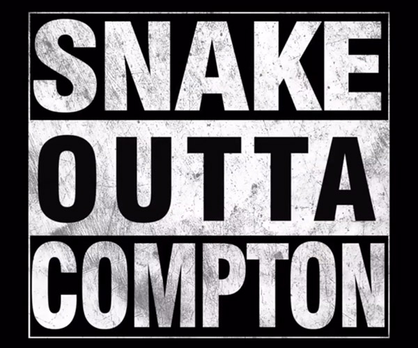 Snake Outta Compton (Trailer)